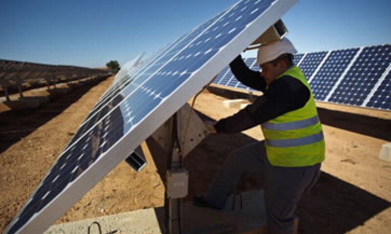 La iniciativa ayudará al Gobierno mexicano a alcanzar el objetivo ambiental de contar con 35% de energía limpia para 2024. (Foto: Getty Images)