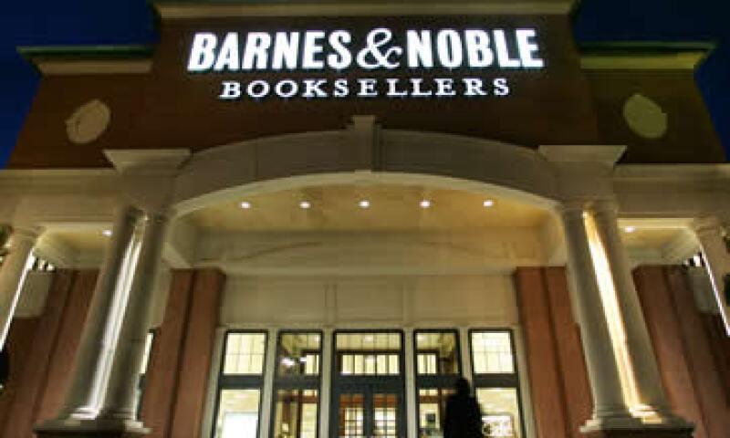 Los cierres de tiendas de Borders y las inversiones en el lector Nook afectaron los resultados de Barnes & Noble en mayor grado que lo que esperaban analistas en Wall Street. (Foto: AP)