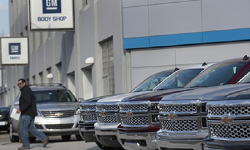 En lo que va del año, General Motors ha llamado a revisión a cerca de siete millones de vehículos. (Foto: Reuters)