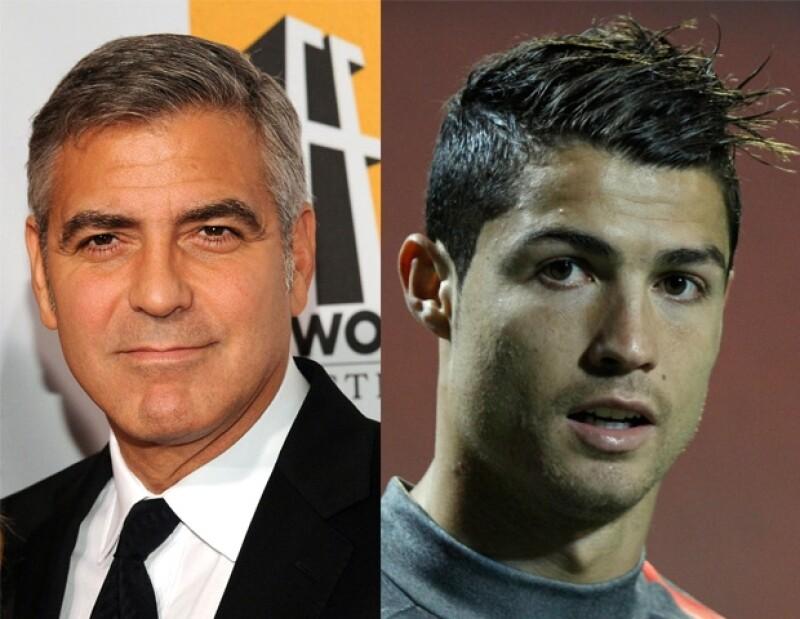 George Clooney y Cristiano Ronaldo, declararán en el caso Ruby.