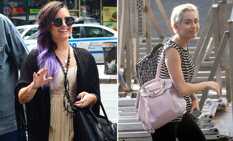 Aunque aseguró que su actuar podría poner en peligro su carrera, la cantante dijo que Miley sólo está tratando de reivindicar su imagen de cantante adulta.