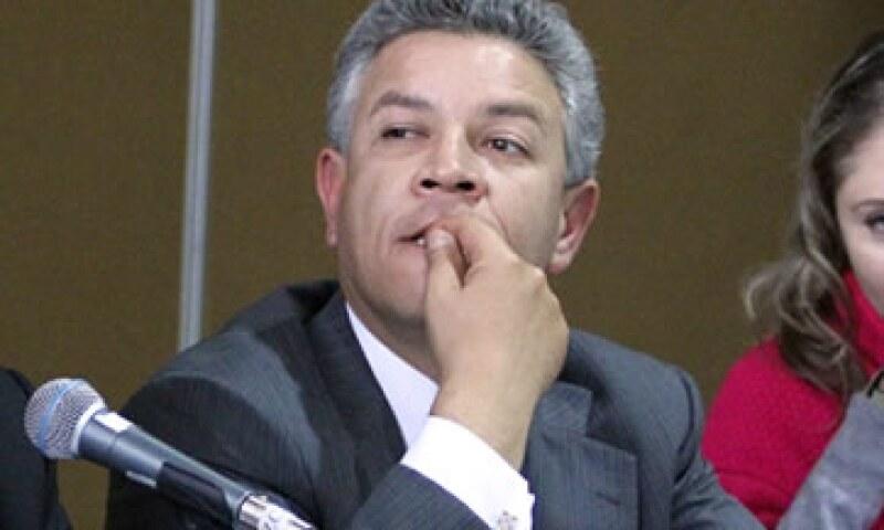 El legislador prisita dijo que se debe usar el gasto público si México cayera en recesión. (Foto: Notimex)