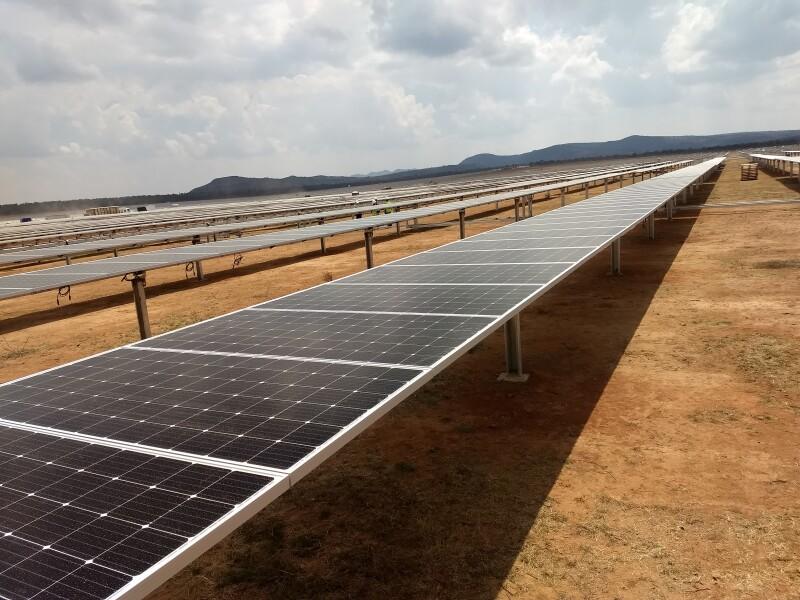 Iberdrola impulsa renovables en México con su mayor planta fotovoltáica