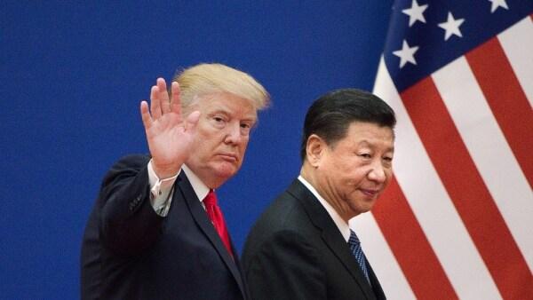 Donald Trump Xi Jinping amistad