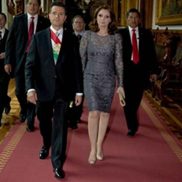 Angelica Rivera Enrique Peña Nieto