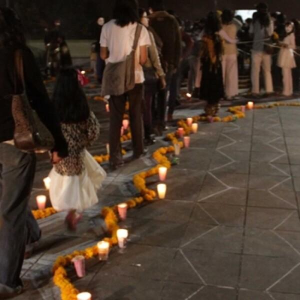 ov por la paz Xalapa Veracruz