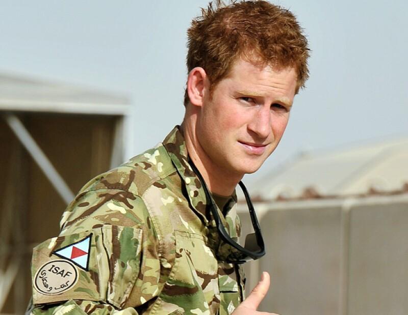 Líderes insurgentes han emitido un comunicado con estas amenazas, luego de que se informara que el tercer heredero al trono británico reanudó su servicio militar en Afganistán.