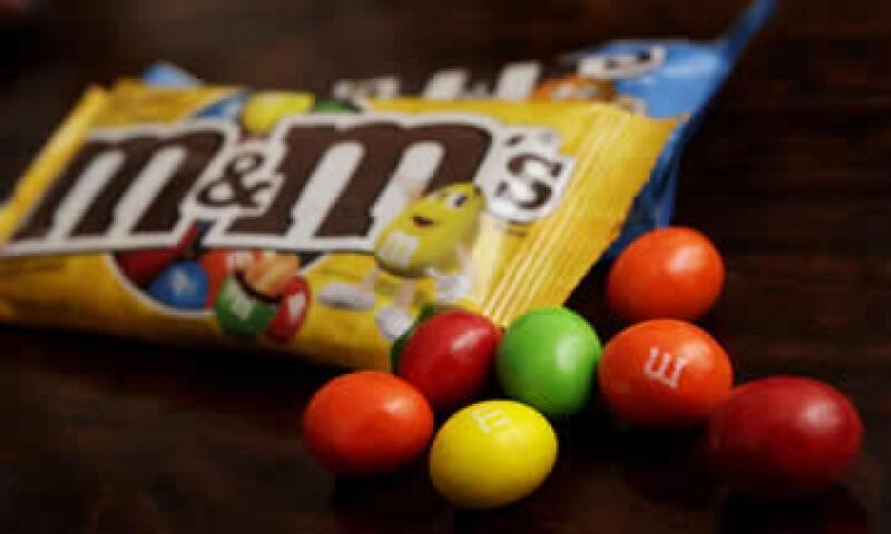 La meta de Mars es mejorar el valor nutricional de sus productos y venderlos de manera responsable. (Foto: AP)