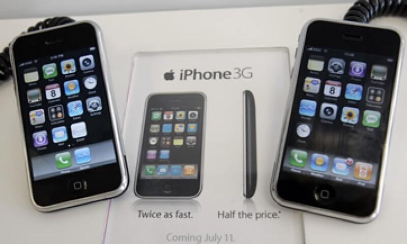 Algunos analistas calculan que Apple vendió 33.37 millones de iPhones en el cuarto trimestre fiscal. (Foto: AP)