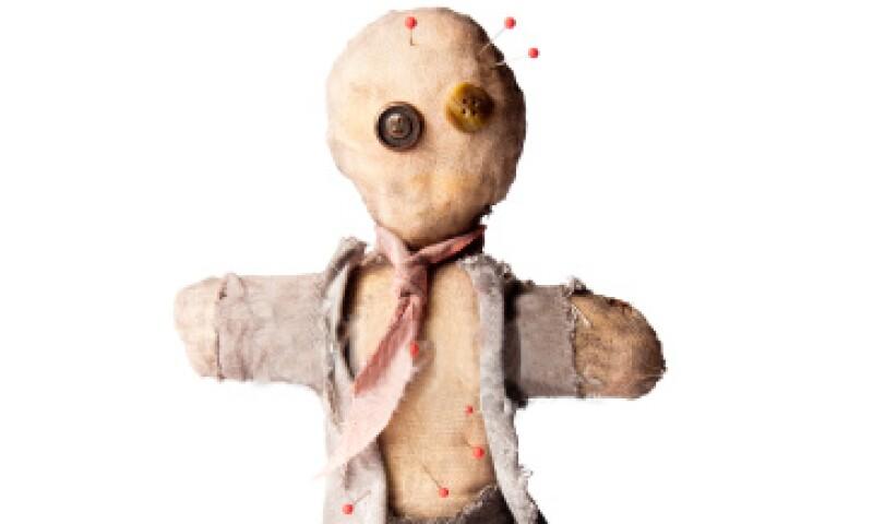 En la técnica Innovation Voodoo, el muñeco representa las áreas de la empresa. (Foto: iStock by Getty Images)