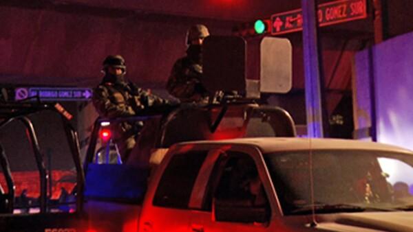 Las autoridades reforzaron la zona cercana al penal, aunque descartaron la fuga de presos.