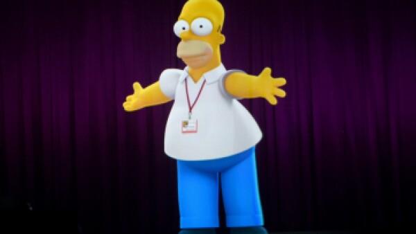 El público podrá tuitear preguntas para que Homero las conteste usando el hashtag #HomerLive. (Foto: Getty Images)