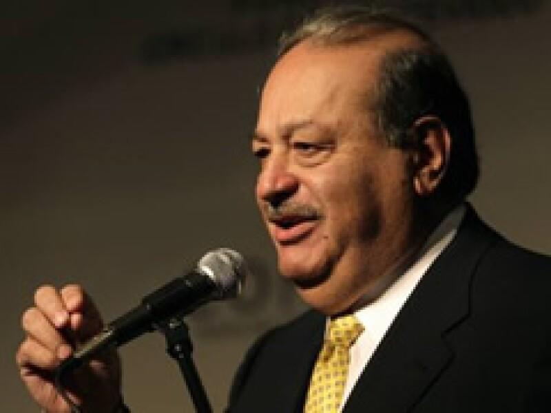 Carlos Slim es el segundo hombre más acaudalado del mundo. (Foto: Archivo)