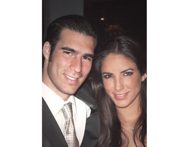 Miguel Torruco y Roxana Rojo de la Vega.