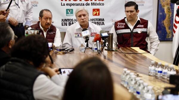 Jaime Bonilla Baja California