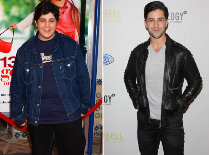 """El protagonista de """"Drake & Josh"""" logró dejar atrás su sobrepeso y llevar una vida más feliz."""