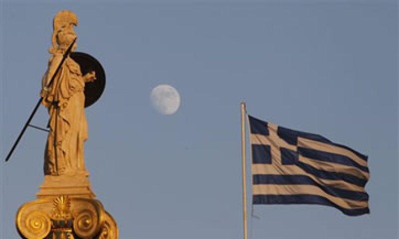 Atenas ha negado cualquier posibilidad de que abandone la eurozona. (Foto: AP)