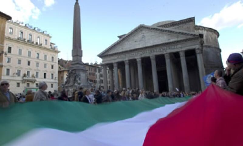 Las medidas de austeridad del Gobierno han despertado la inconformidad de los italianos. (Foto: AP)