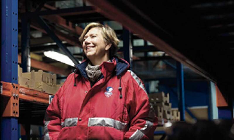 Marina Menu gestiona al estilo francés, un modelo que aprendió durante sus 36 años de trayectoria en compañías francesas. (Foto: Ana Blumenkron)