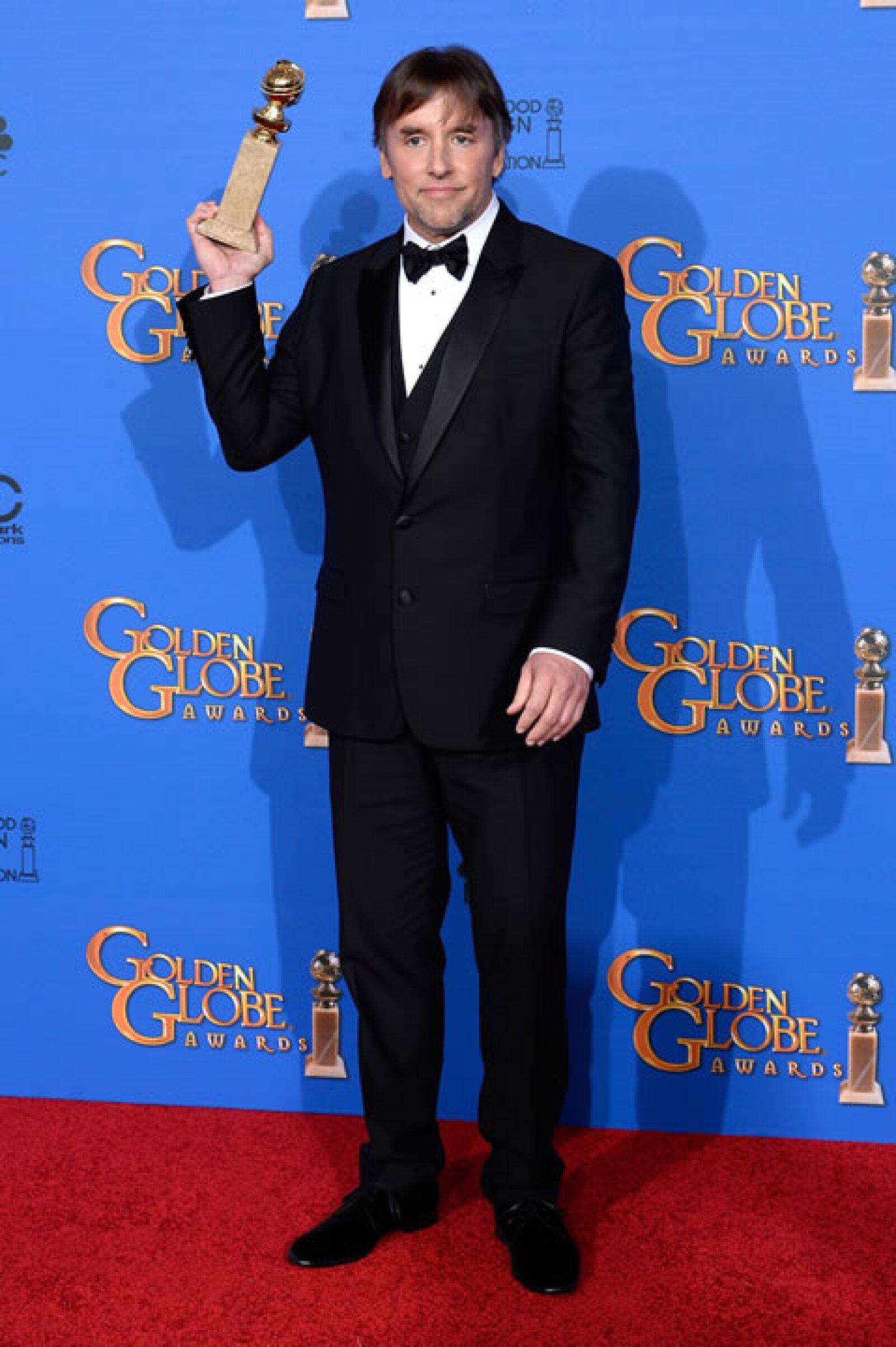El Mejor director fue Richard Linklater por la película Boyhood.