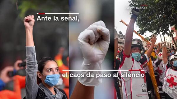 El lenguaje de la esperanza une a los mexicanos