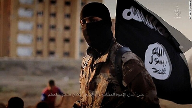 ISIS militantes Siria