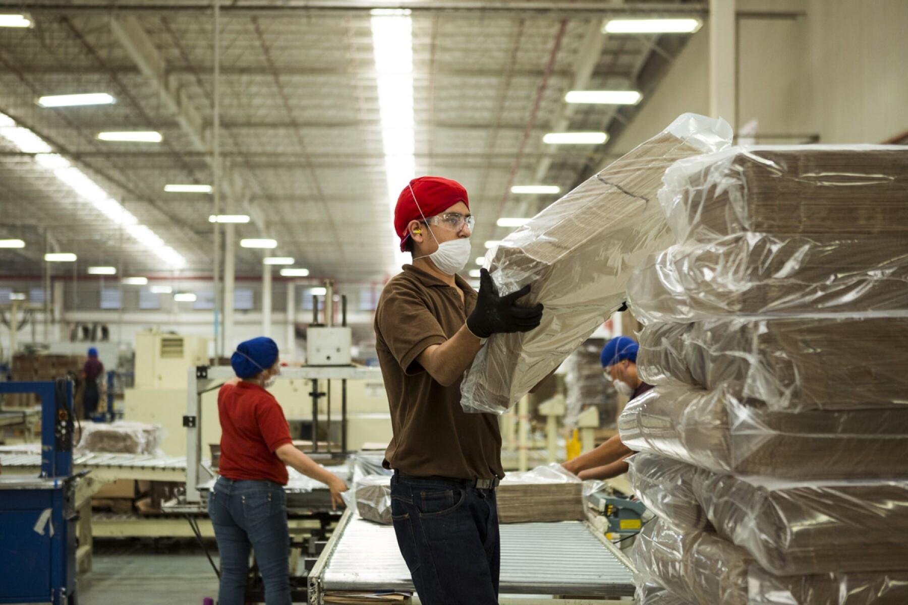 México crisis coronavirus empleo