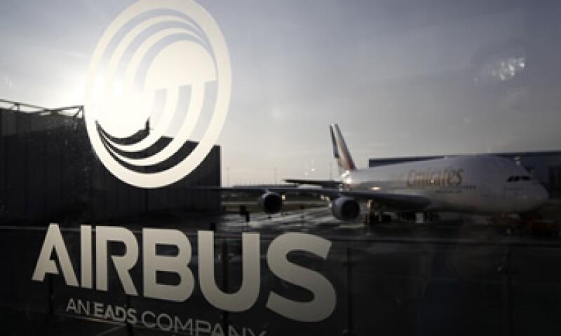 Airbus se negó a dar más detalles antes de que finalice el viernes la primera fase de las inspecciones. (Foto: AP)