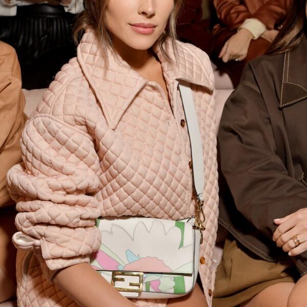 Fendi show, Front Row, Fall Winter 2020, Milan Fashion Week, Italy - 20 Feb 2020