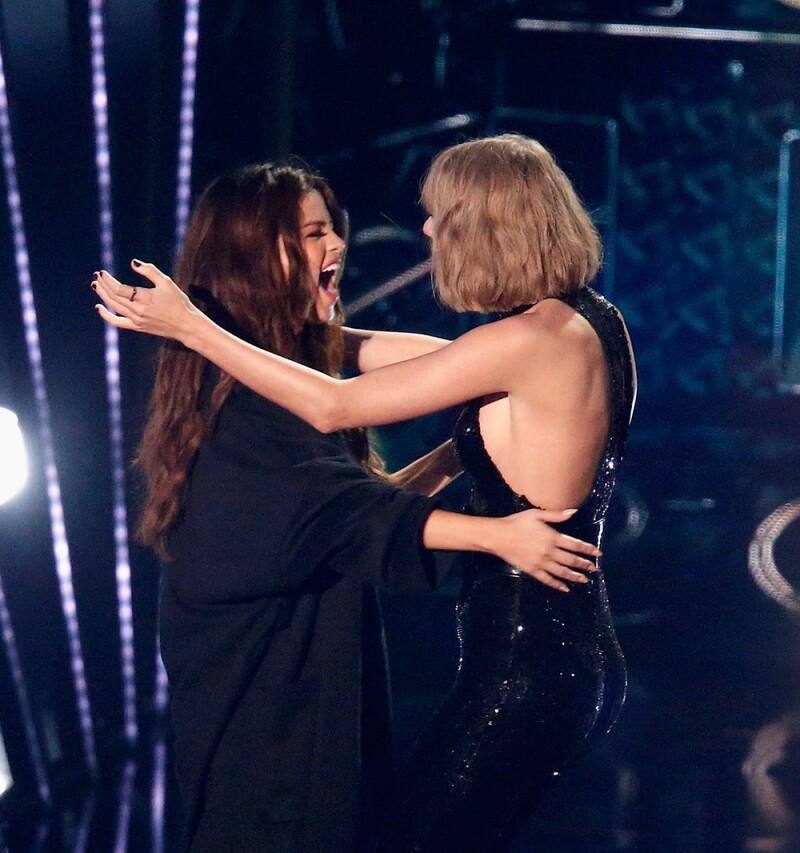 Selena Gomez y Taylor Swift