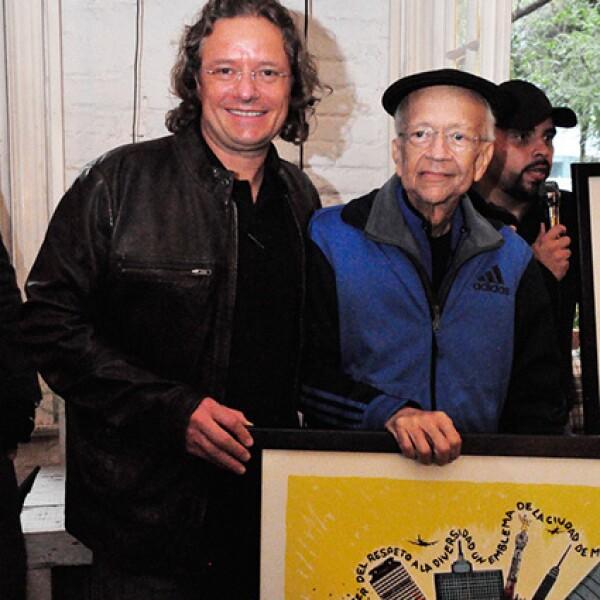 Arturo y Mauricio Arditti