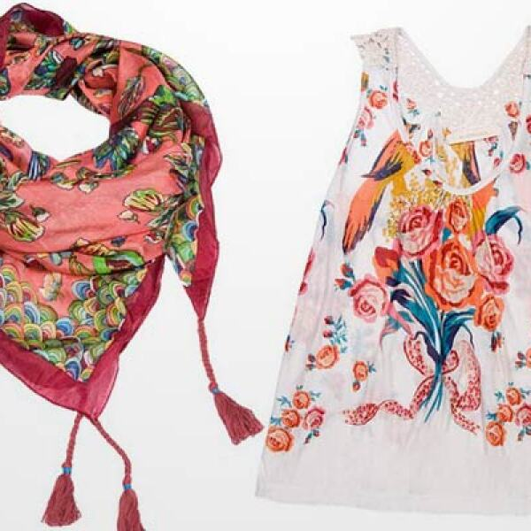 Ambas colecciones ya se encuentran disponibles en las boutiques de las marcas, desde la segunda quincena de enero.