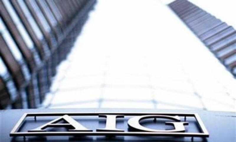 AIG perdió del año anterior de 2,660 millones de dólares, o 19.57 dólares por acción. (Foto: Reuters)