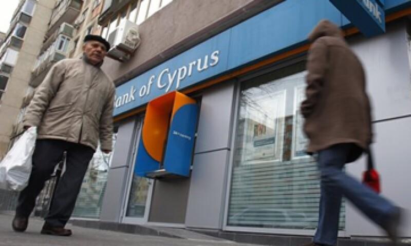 El rescate a Chipre es una forma de contener los riesgos, según el el jefe de los ministros de Finanzas de la eurozona. (Foto: Reuters)