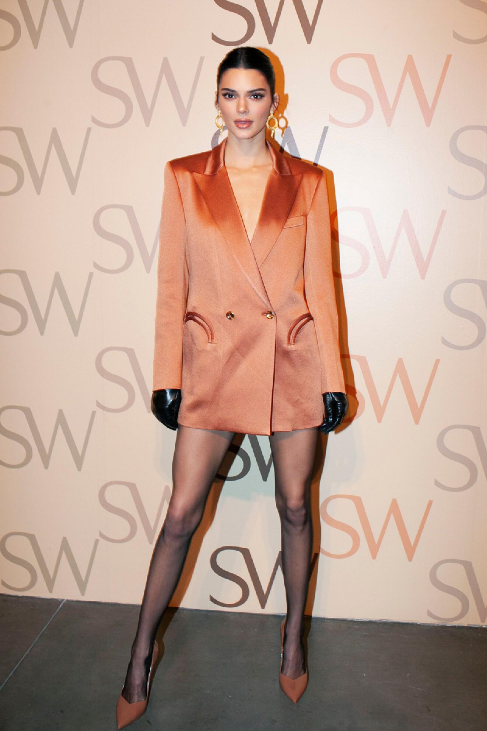 Stuart Weitzman Spring 2019 Campaign Release Party, New York Fashion Week, USA - 12 Feb 2019