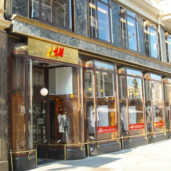 H&M llegó al mercado austriaco en 1994; actualmente tienen 65 tiendas, que facturaron 716.9 mdd en 2011.