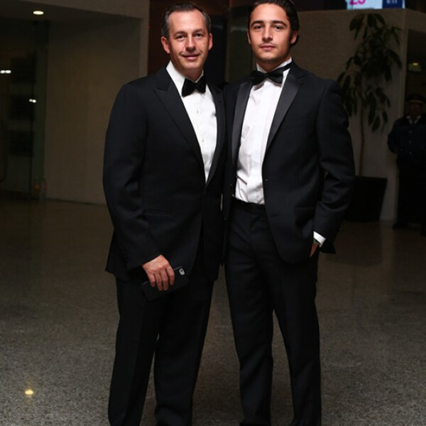 Andrés y Andrés Conesa Jr.