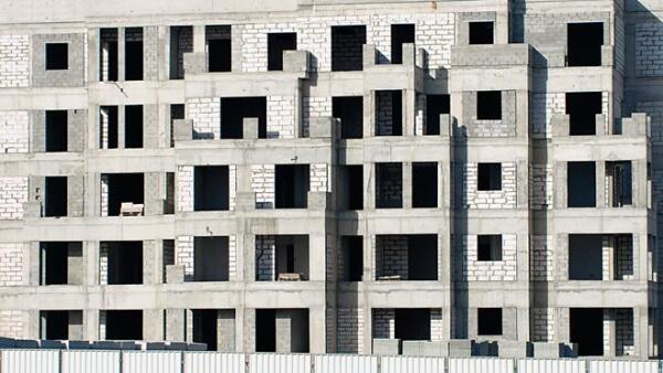 Edificios obra negra