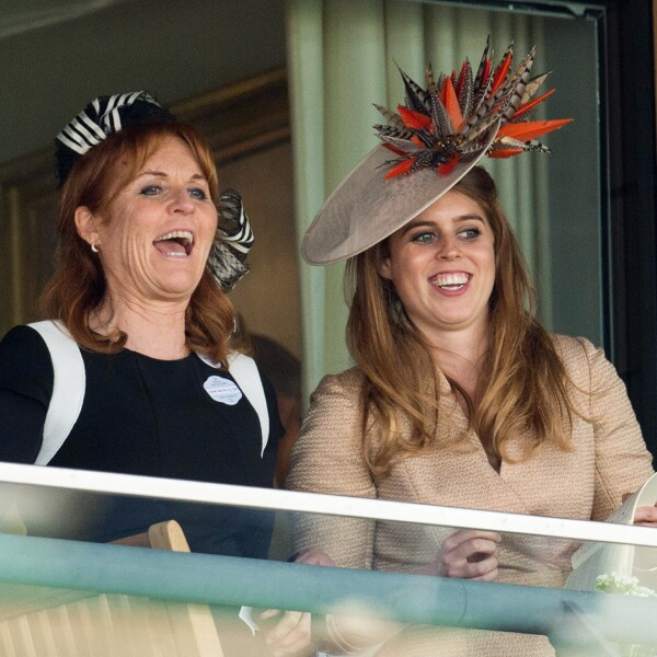 Sarah Ferguson, Duquesa de York y Princesa Beatrice de York
