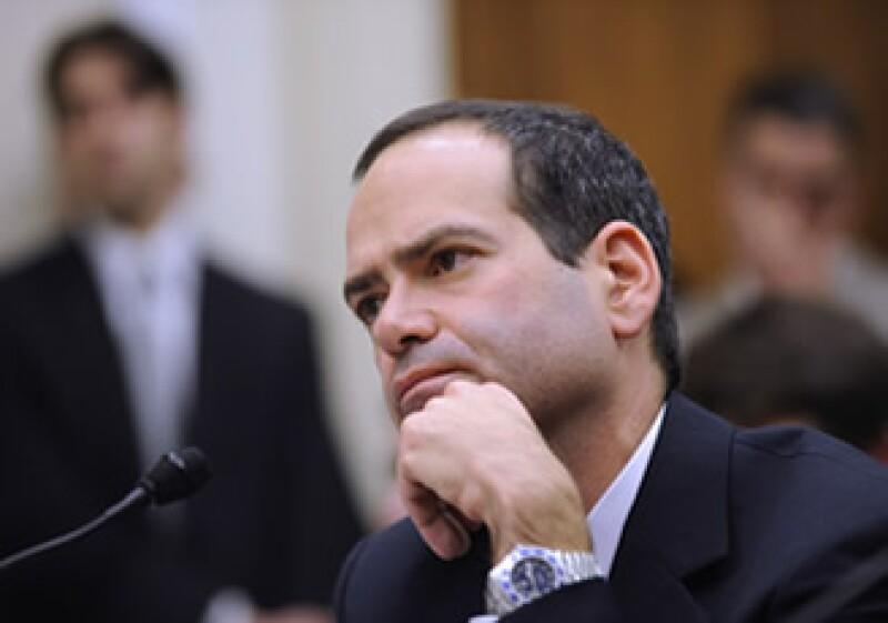 Neil Barofsky, el inspector general especial para el Programa de Alivio de Activos Tóxicos estadounidense. (Foto: AP)