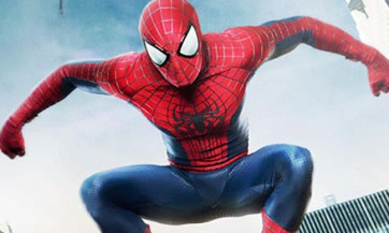 Andrew Garfield percibió un sueldo de 500,000 dólares por interpretar a Spider-Man. (Foto: tomada de Facebook/TheAmazingSpiderman )