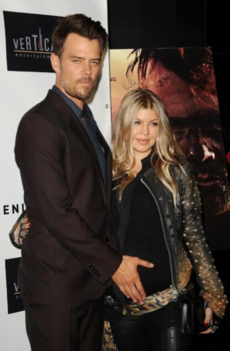 Fergie dio a luz este jueves a su primer hijo con Josh Duhamel, quien se mostraba ansioso por la llegada del bebé. (Foto: Getty Image