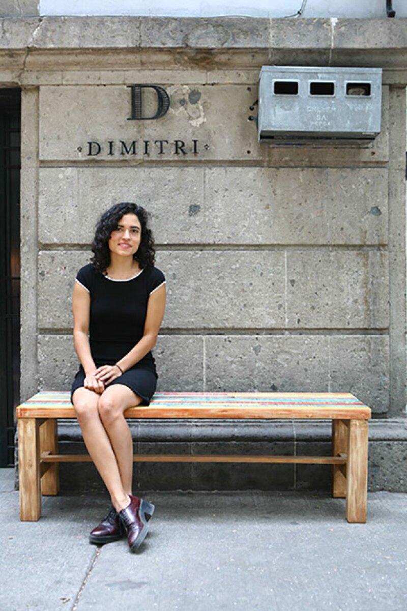Paulina Stephens, creadora de Corazón Moreno