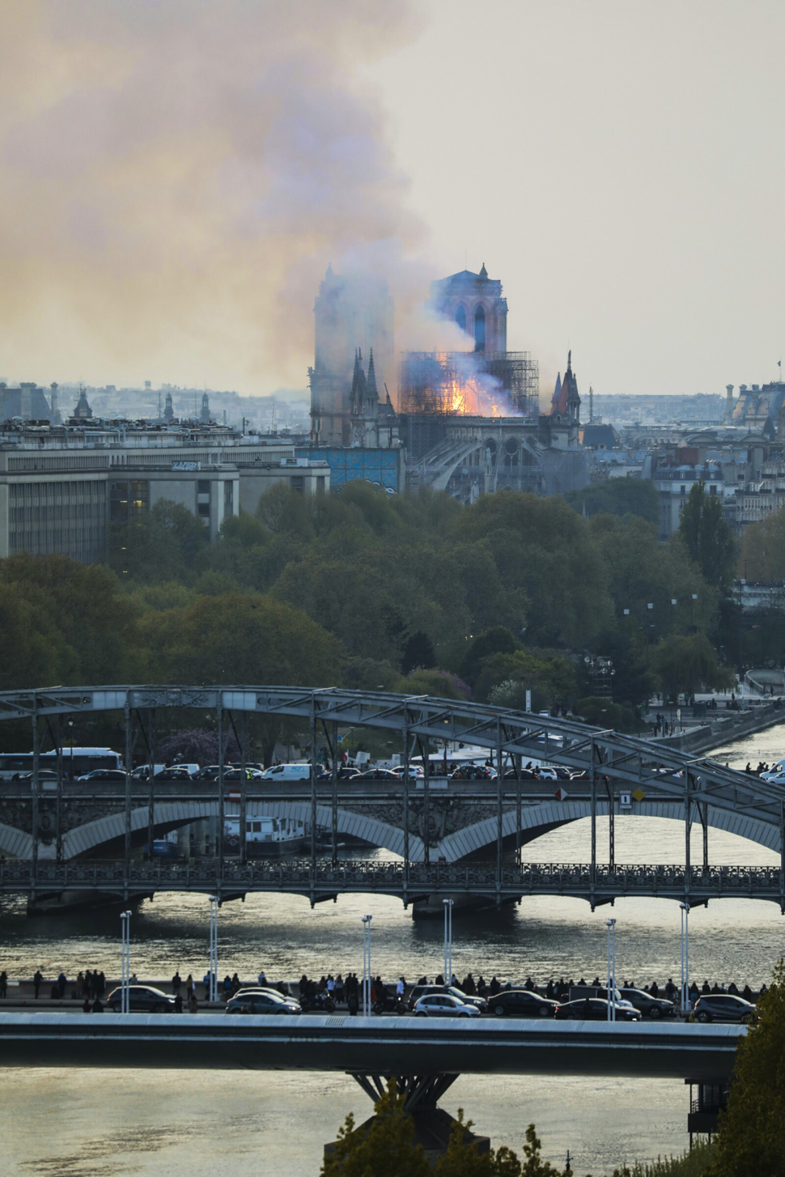 Incendio Notre Dame-7