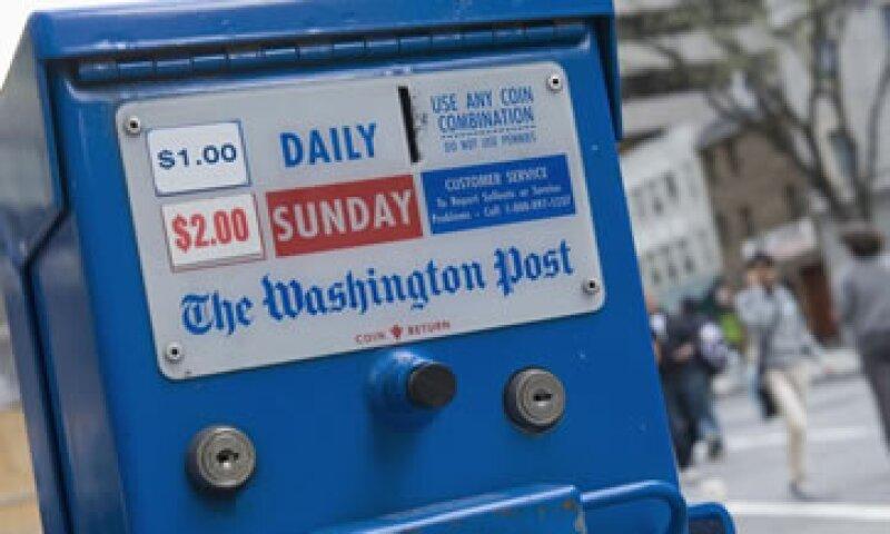 El edificio se encuentra a unas cuatro manzanas de la Casa Blanca en Washington D.C.  (Foto: Reuters)