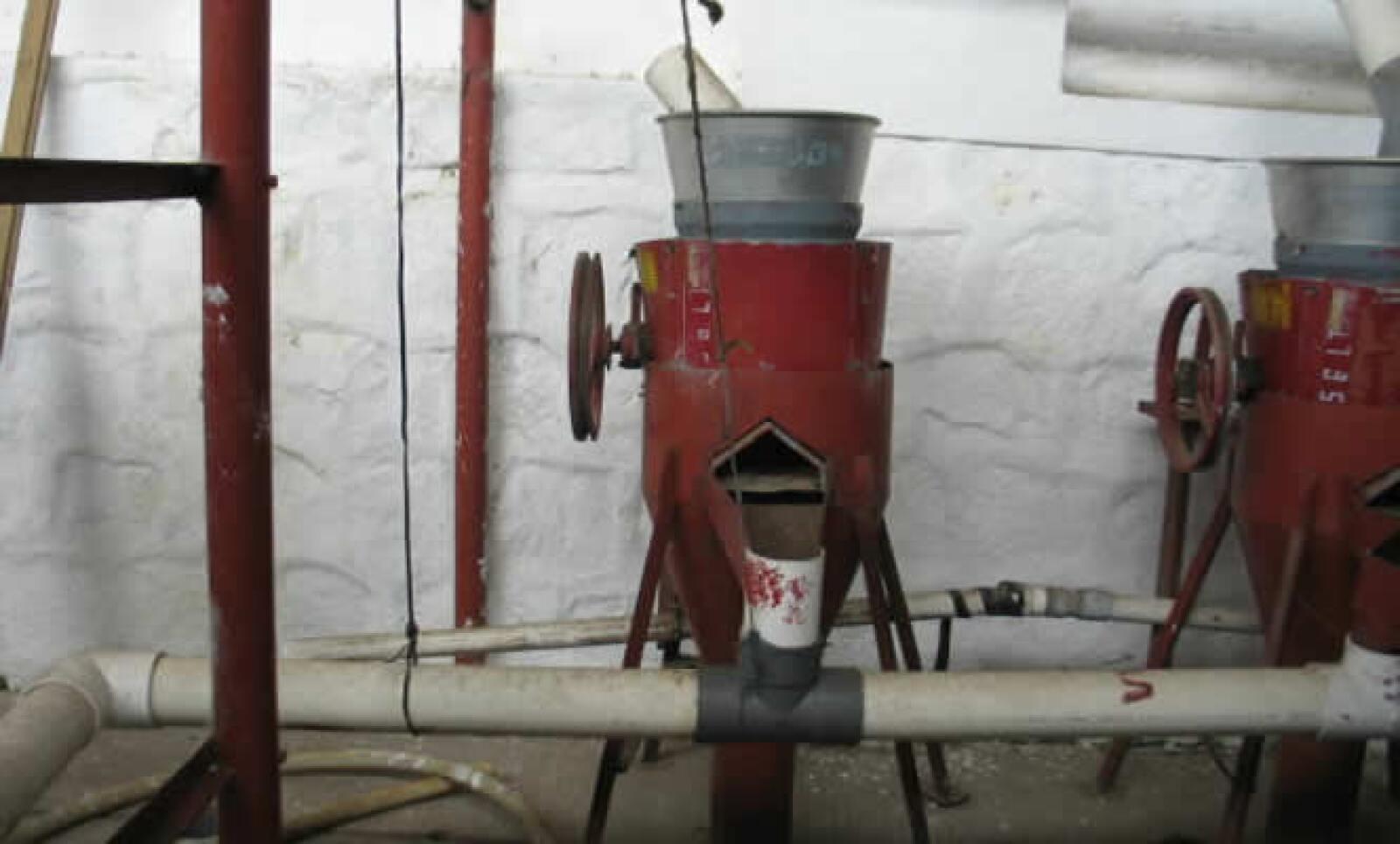 Las visitas incluyen una explicación de los procesos de producción del café.