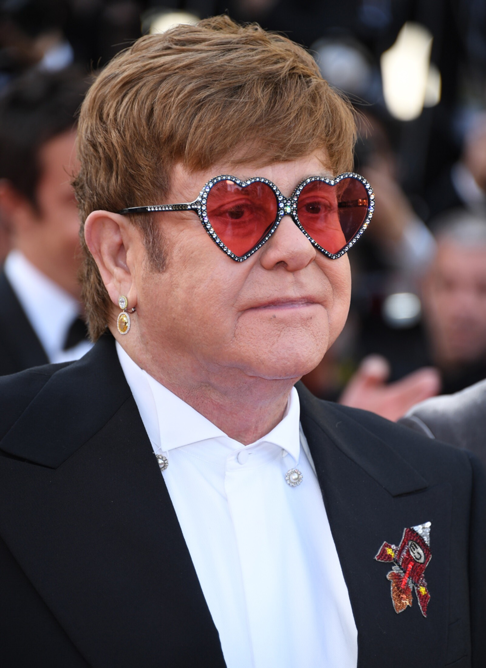 """""""Rocket Man"""" Red Carpet - The 72nd Annual Cannes Film Festival"""