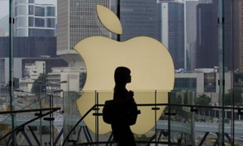 Las acciones de Apple han perdido 17% de su valor desde que la firma anunció el evento en el que presentará el iPhone 5. (Foto: AP)