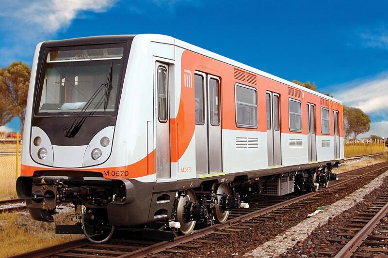 Bombardier tiene 65% de la flota del Metro de la Ciudad de M�xico (STC).