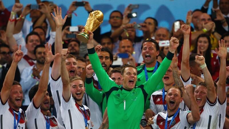 alemania celebra campeon mundial